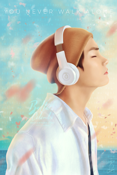 You Never Walk Alone | BTS | TaeTae - V by Bella-Colombo