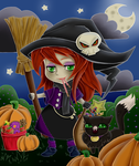 Halloween Contest Entry by Pukzzi