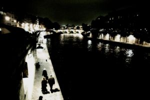 Paris Nights by khoral