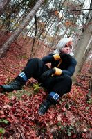 Riku - Waiting by Zack-Fair-7