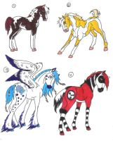 Sinmisericordia21 design trade by AhernStables