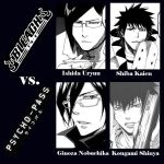 Bleach vs. Psycho-Pass by C4A2Todd
