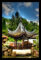 Chinese House by NetGhost03