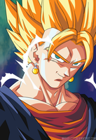 Vegetto - 01 by Miguele77