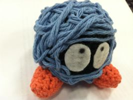 amigurumi tangela by NerdStitch