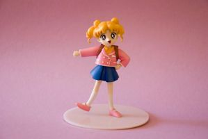 Sailor Moon - Usagi Child Garage Kit by dianahase