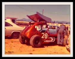 Sprint Car 1973 -3 by StallionDesigns