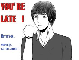 WHAT IF...Paul was your boyfriend by Nusa-Beatlemania