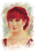 Hayley Williams by medalXD