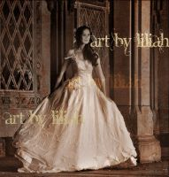 Wedding Gown 1 by Liliah