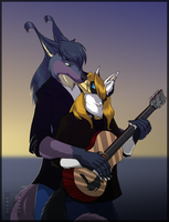 I'll learn to you by Husky-Foxgryph
