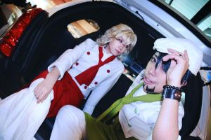 COSPLAY-TIGERBUNNY:BARNABY01 by yolkler