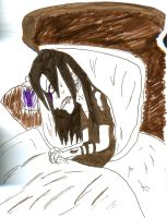 Angry Orochimaru by QweXTheXEccentric