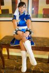 Chun Li Cosplay Japan Expo USA 2013 by Lexy by LexLexy