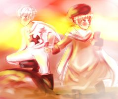 ::APH:: Come with me~ by JennWa