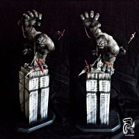 King Kong Paw by FullerDesigns