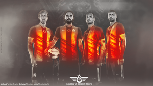 Galatasaray V2 by Meridiann