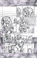 Stars 3 - Page 20 Pencils by KurtBelcher1