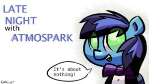 Late Night with Atmospark by Captain64