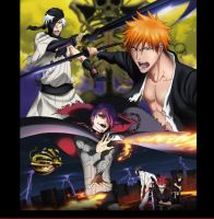 Bleach Movie 4 - Hell Chapter by ichtaku
