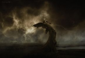 Desolate soul by gotman68