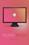 Numix Mesh by 0rAX0