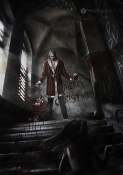 Deck the Halls with Blood and Corpses by svpermchine