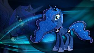 59 - Princess Luna (Perfect Blue-Night-Color) by Ov3rHell3XoduZ