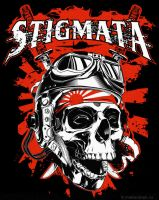 Stigmata_Kamikadze_merch by MisterChek