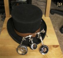 Leveled up Top Hat by jpageau