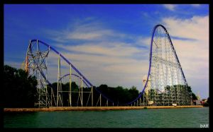Millenium Force by ProtestTheHer0