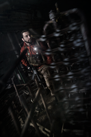 Barry Burton - Resident Evil Revelations 2 by TotenPF