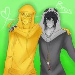 Stephano and Skully broz, request :) by Squishykitt