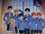 Ouran With everyone by ouran-lover1