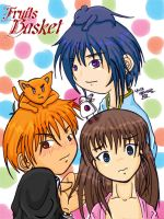 + Fruits Basket + by Ashtina