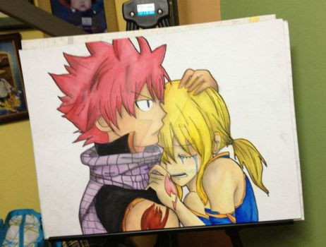 FAIRYTAIL: NALU by vidiescal123