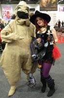 Oogie boogie has you now by sasashie