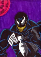 My First Venom Pic by ChahlesXavier