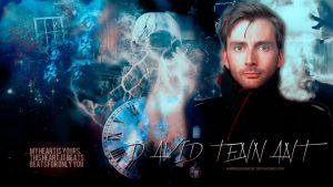 David Tennant wallpaper 04 by HappinessIsMusic