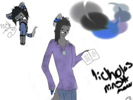 nickolas night mare mate contest by soul-number777