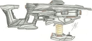 Promethean Incineration Rifle RD by Chigiri16