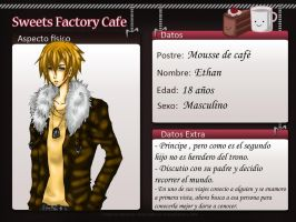 Mousse de cafe: Ethan by GreenMetal93