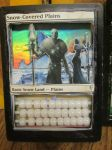 MTG: Custom Made White (30 Life abacus) by Redsundark
