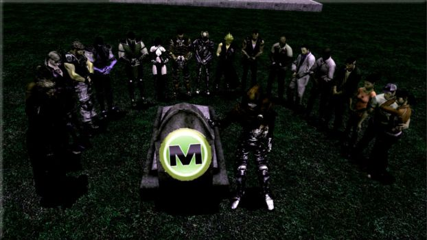 Rest In Peace, Megaupload by McGillminator