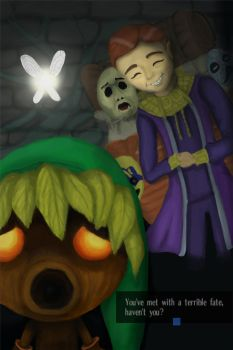 'You've Met With A Terrible Fate, Haven't You by xSebastien-CyanideX