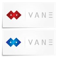 VANE | Modern Logo (Free Download) by kaya205