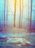 Forest dream by JennyLe88