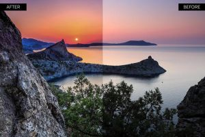 HDR Lightroom Presets by pushaloo