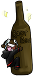 Robert Millard and His Rootbeer by papyrus-tree