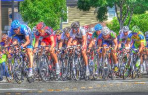 Amgen Tour of California by PaulWeber